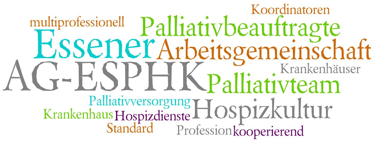 Wortwolke AG ESPHK